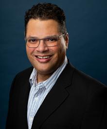 Portrait of Trevin Larkin