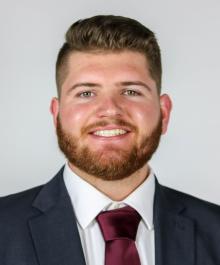 Portrait of Zach Brocken