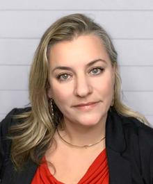 Portrait of Laetitia Wasko