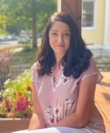 Portrait of Jessica Church