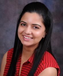 Portrait of Preet Saini