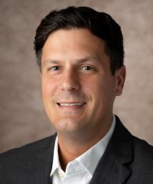 Portrait of Aaron Weigandt