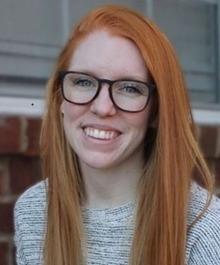 Portrait of Erin Ball