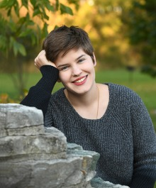 Portrait of Elizabeth Haegerl