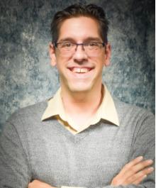 Portrait of Chris Dowds