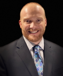 Portrait of Brian Gustke