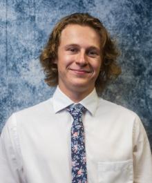 Portrait of Matthew Fisher