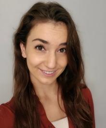 Portrait of Angelica Sipl