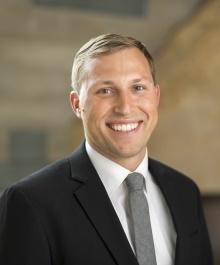 Portrait of Ben Heidemann