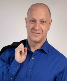 Portrait of Paul Veksler