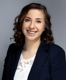 Portrait of Hailey Lehrer