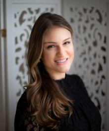 Portrait of Maggie Rottino