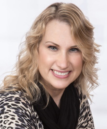 Portrait of Kathleen Thayer