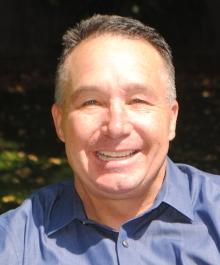 Portrait of Greg Hoffman