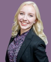 Portrait of Keely Finnegan