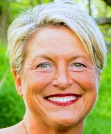 Portrait of Joanne Silver