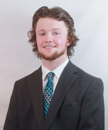 Portrait of Ryan Curley
