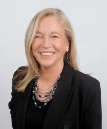 Portrait of Pam Hupf- Northwoods