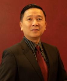 Portrait of Aaron Hoang