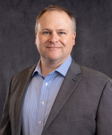 Portrait of Patrick Hereley