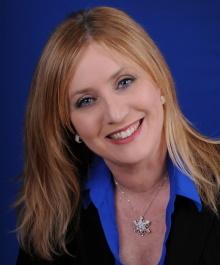 Portrait of Michelle Sims