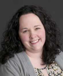 Portrait of Kimberly Ebbons