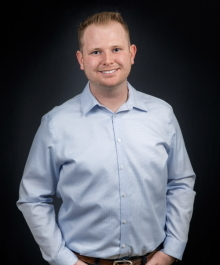 Portrait of Jake Steffes