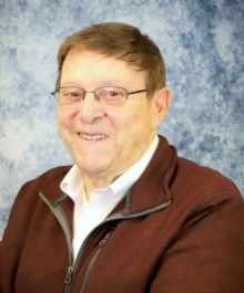 Portrait of Glenn Weihing
