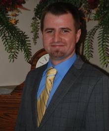 Portrait of Dan Knull