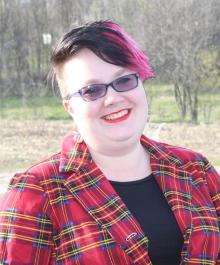Portrait of Nikki Pesek