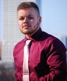 Portrait of Alex Marrero