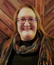 Portrait of Cheryl Routten-LaBarge