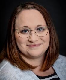 Portrait of Megan Oleson