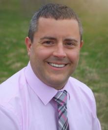 Portrait of Clint Sterwald