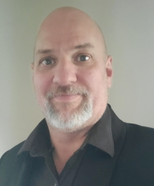 Portrait of David Sherer