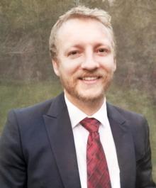 Portrait of Trevor Ricks