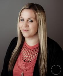 Portrait of Ashley Cox