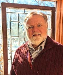 Portrait of Bill Santner II