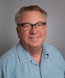 Portrait of Jim Jones