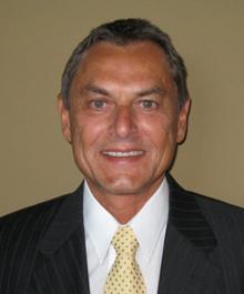 Portrait of Jerry Fleming
