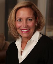 Portrait of Pam Bastien