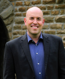 Portrait of Josh Lamp