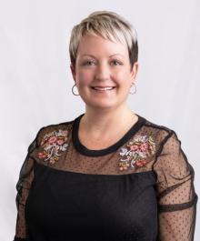 Portrait of Becky Snorek