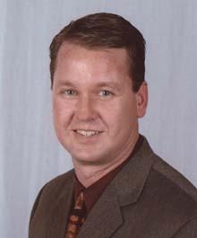 Portrait of Rusty Wallace