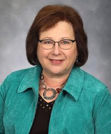Portrait of Marcia Arents