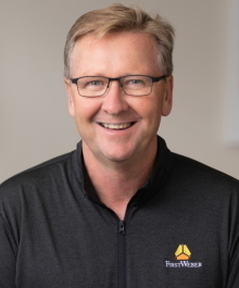 Portrait of Pete Gross