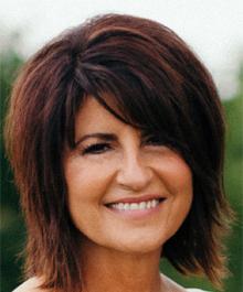 Portrait of Nancy Markos