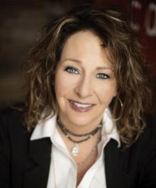Portrait of Kimberly Stark