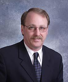 Portrait of Gary Kelley
