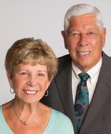 Portrait of Hank & DeAnn Zeni